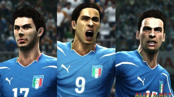 《实况足球2012》游戏截图6