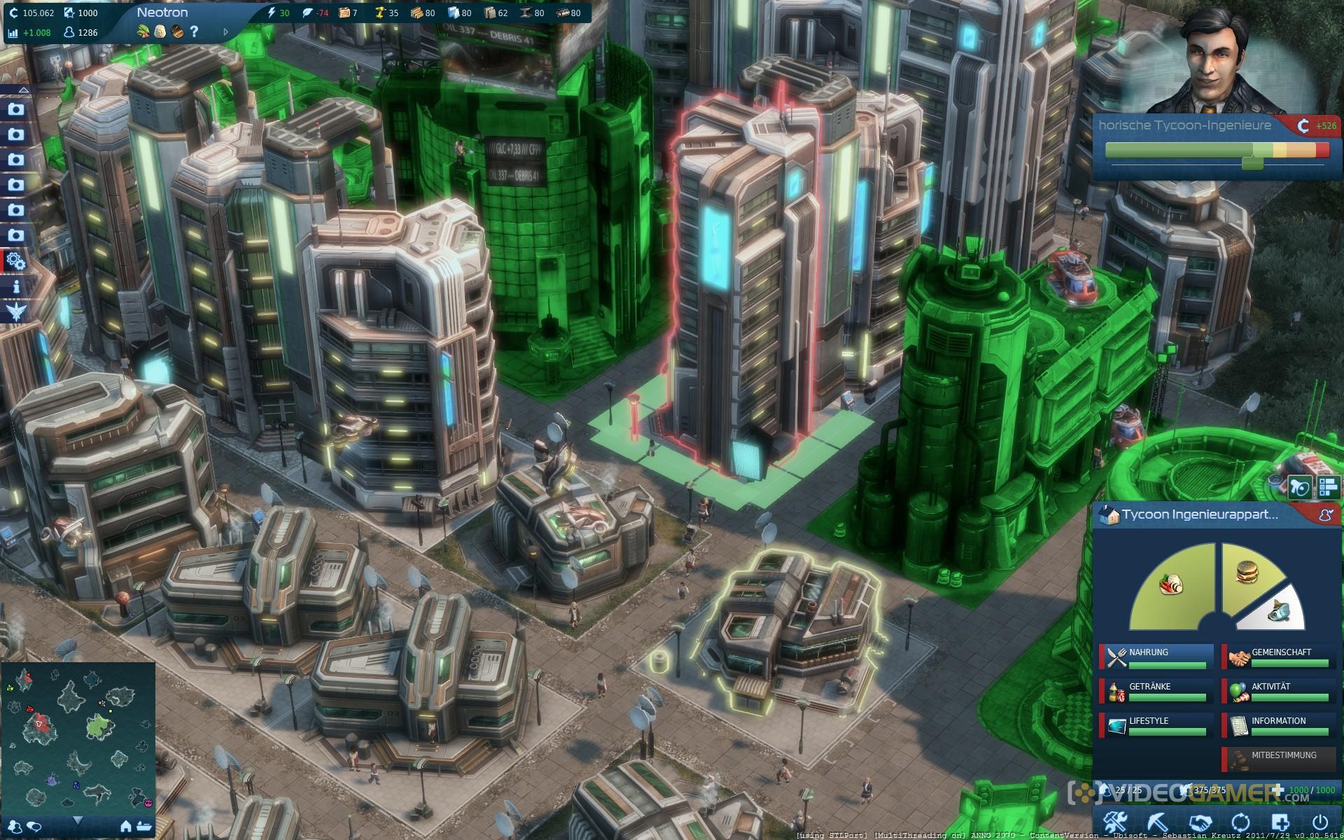 《纪元2070》pc试玩版demo下载全国首发