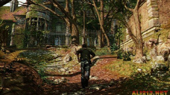 《神秘海域3:德雷克的诡计》游戏截图1