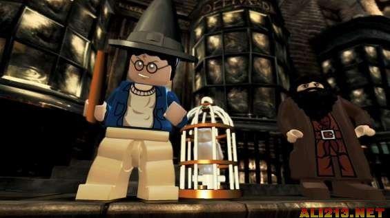 《乐高哈利波特:第5-7年》游戏截图1