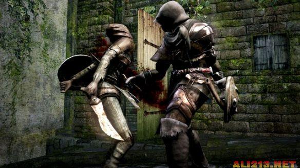 《黑暗之魂》游戏截图4