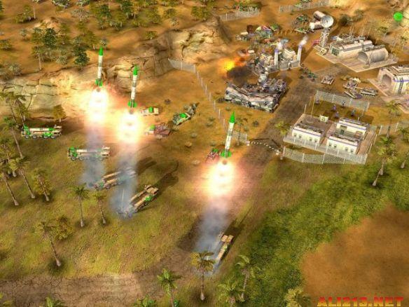 《命令与征服:将军2》游戏截图-4(1)