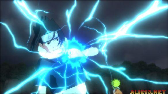 《火影忍者究极风暴世代》游戏截图-1