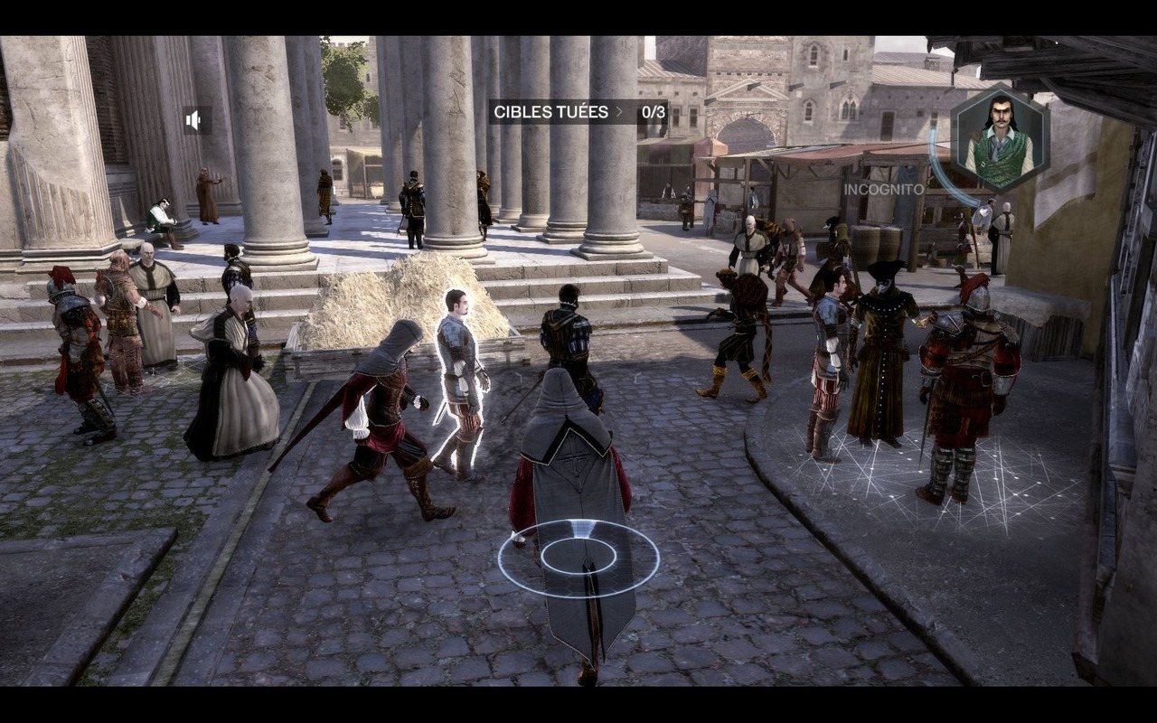 Assassin's Creed Братство крови (Brotherhood) + Assassin's Creed