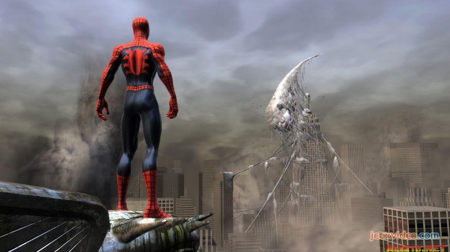 《神奇蜘蛛侠》游戏截图 1图片