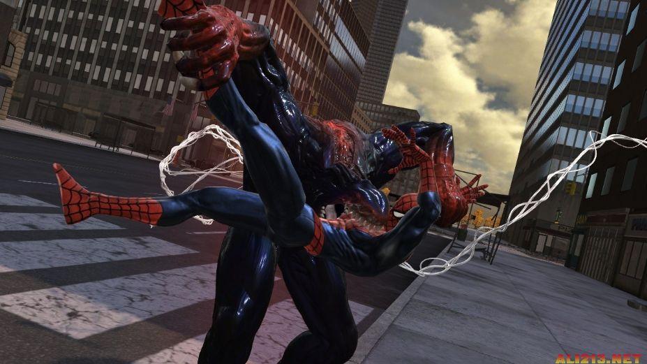 《神奇蜘蛛侠》游戏截图 2图片