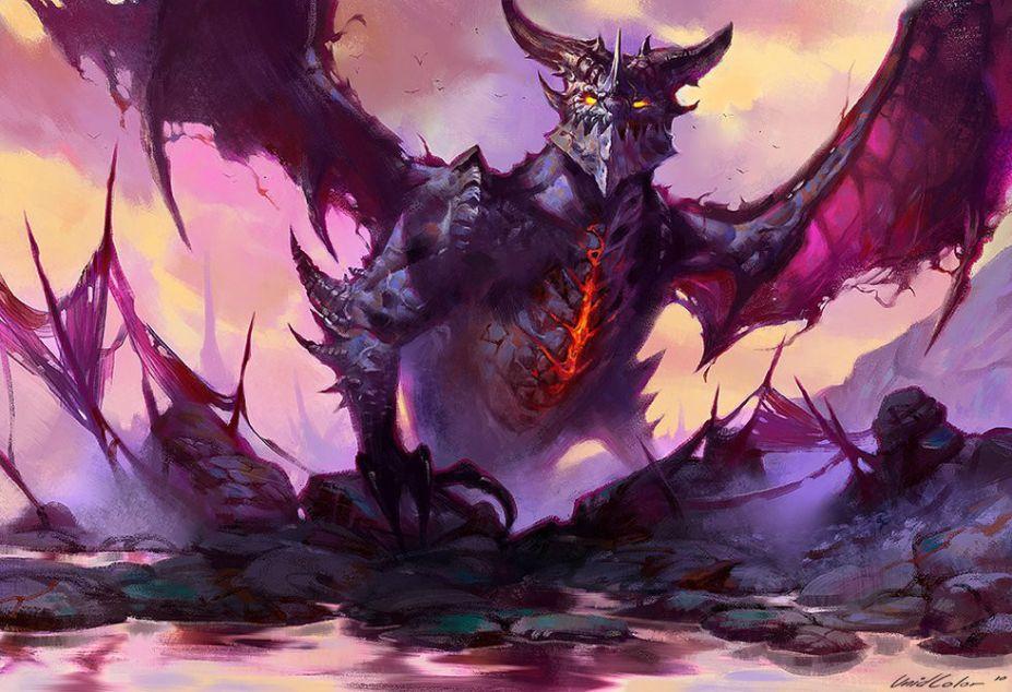 魔兽世界最红boss壁纸