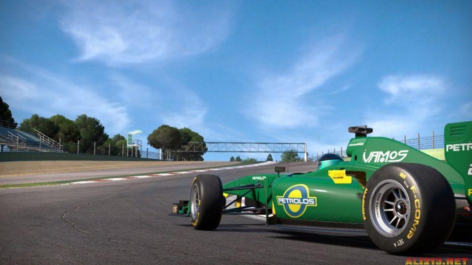《赛车计划》游戏截图-4