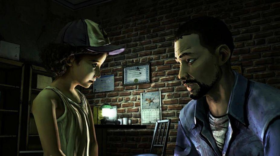 《行尸走肉》游戏截图 3图片