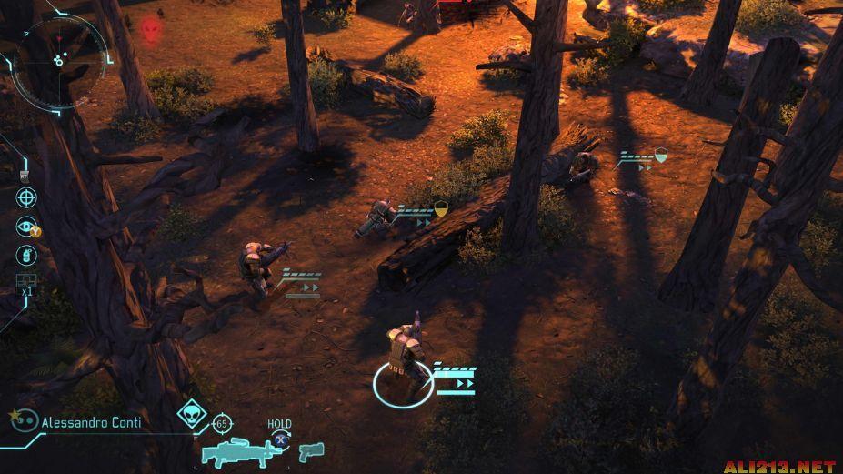《幽浮:未知敌人》游戏截图-4
