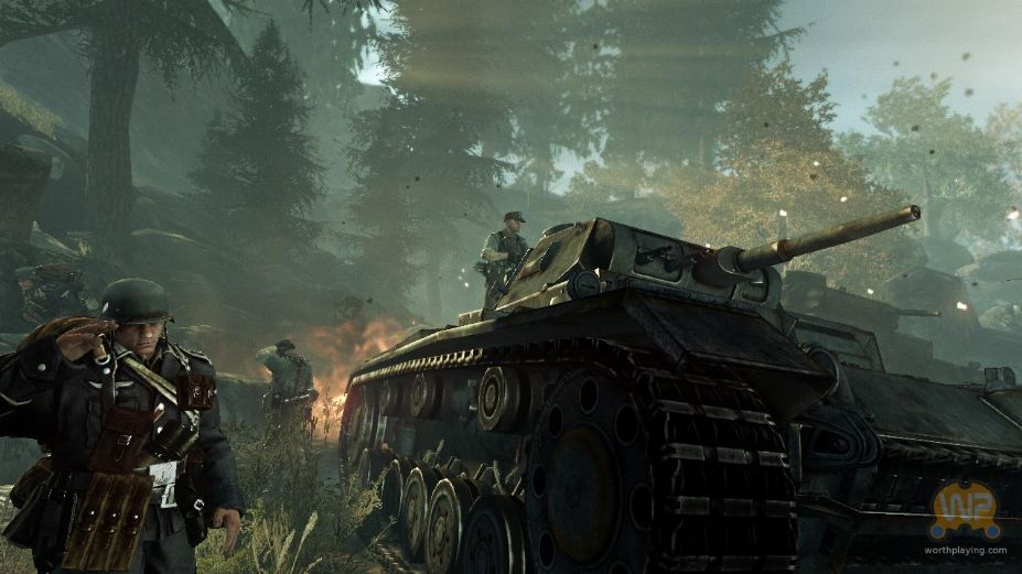 《敌军前线》游戏截图-4