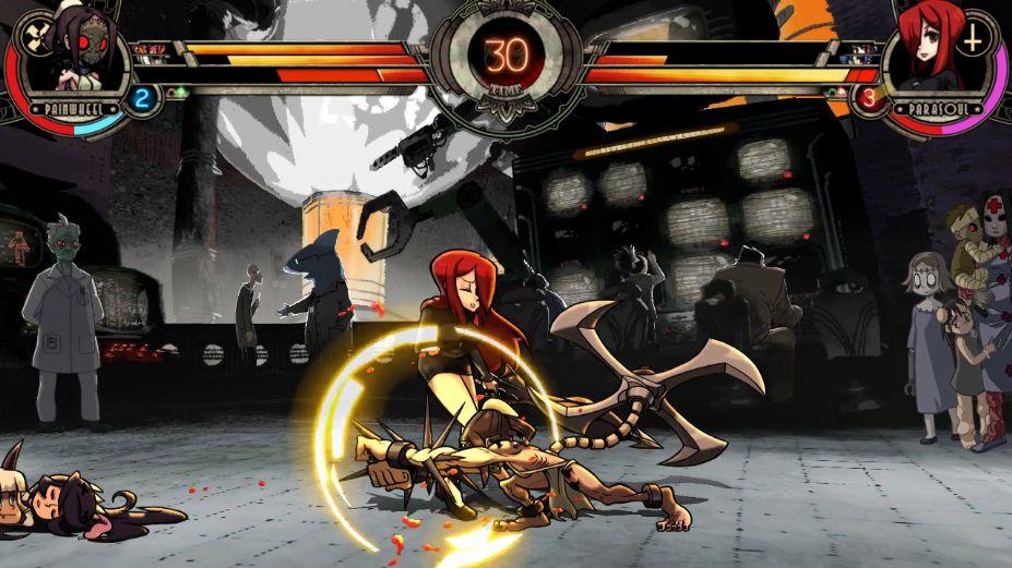 《骷髅女孩》游戏截图-4