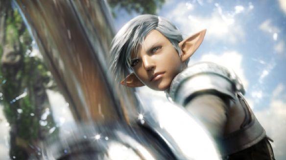 《最终幻想14》游戏截图-4