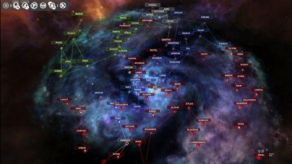 《无尽太空》游戏截图-4