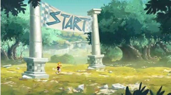 《雷曼:传奇》游戏截图-4