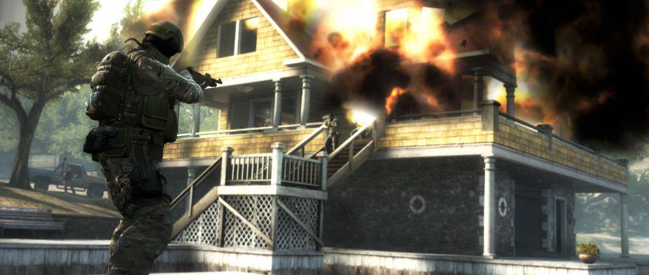 《反恐精英:全球攻势》游戏截图-2