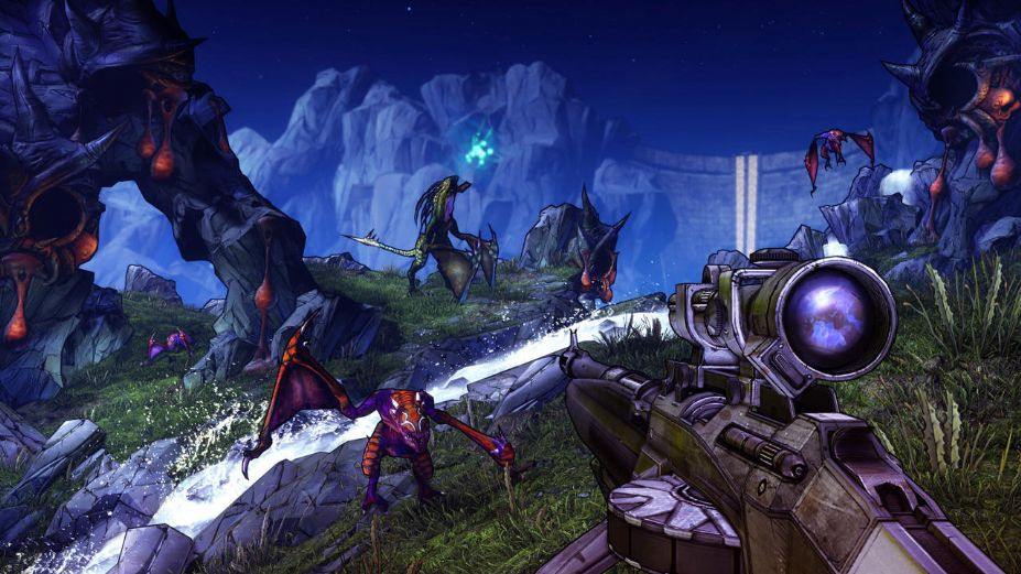 《无主之地2》游戏截图-4