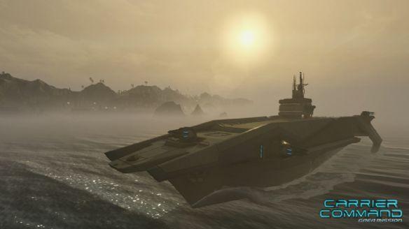 《航母指挥官:盖亚行动》游戏截图-4