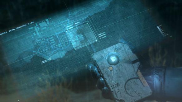 《合金装备:原爆点》游戏截图-2