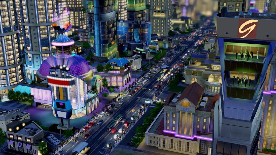 《模拟城市5》游戏截图-4
