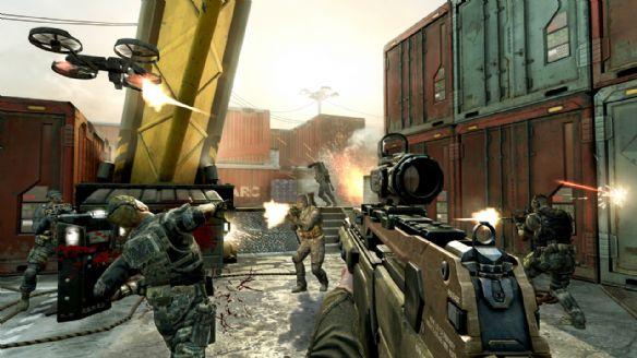 《使命召唤9:黑色行动2》游戏截图-4