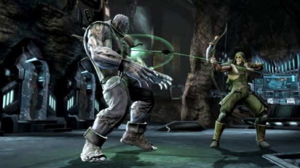 《不义联盟:人中之神》游戏截图-1