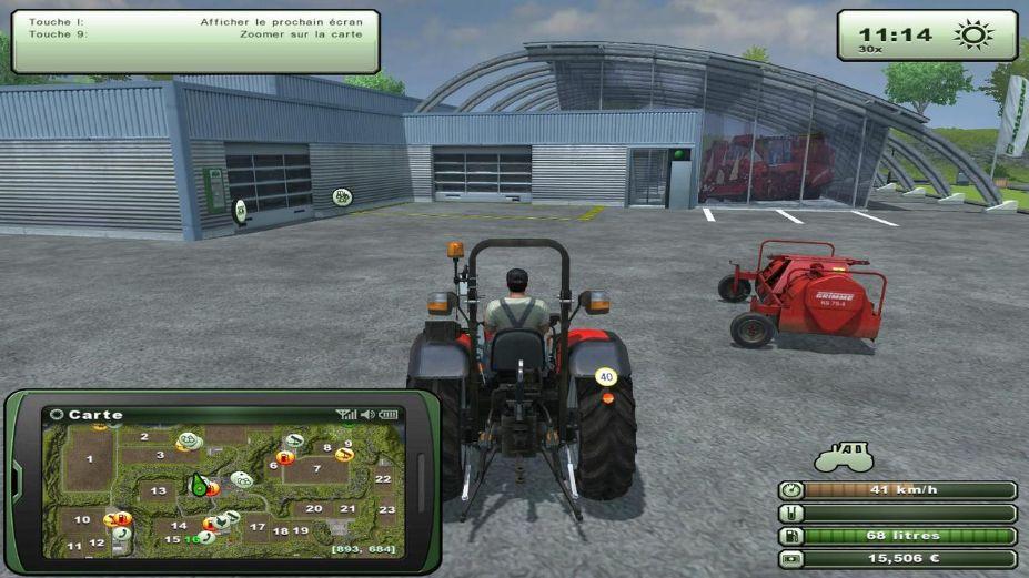 模拟农场2011修改器_模拟农场2011作弊器下载模拟农场2011最大金