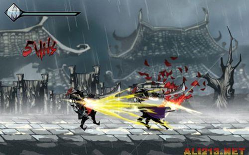 《雨血前传:蜃楼》游戏截图-4