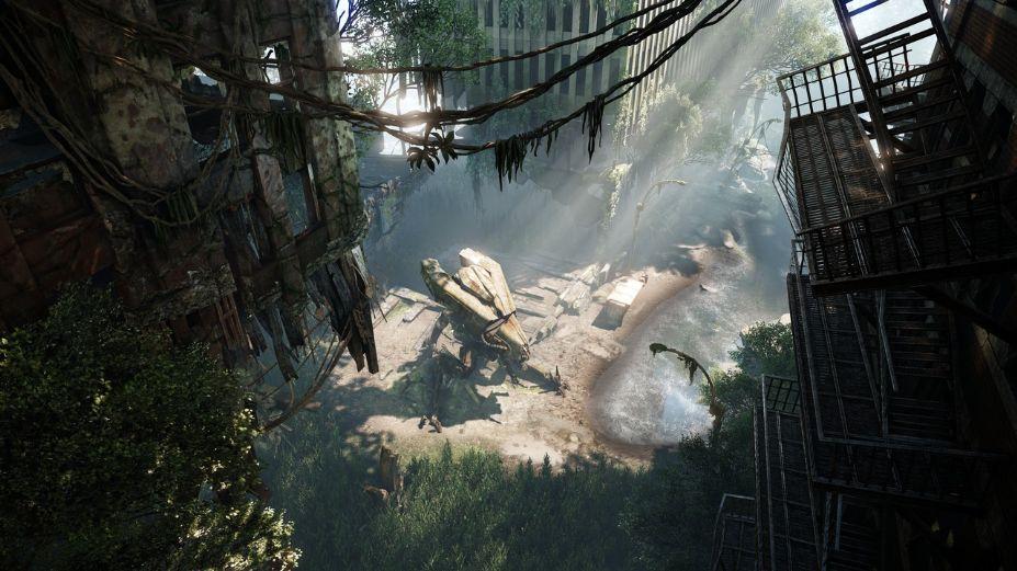 《孤岛危机3》游戏截图-4