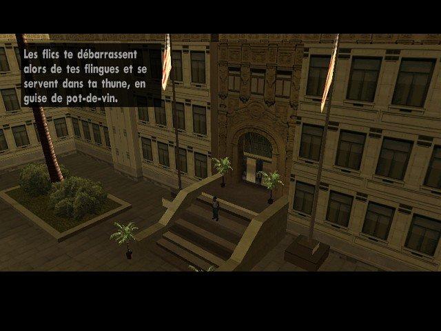 《侠盗猎车手3:圣安地列斯》游戏截图-4