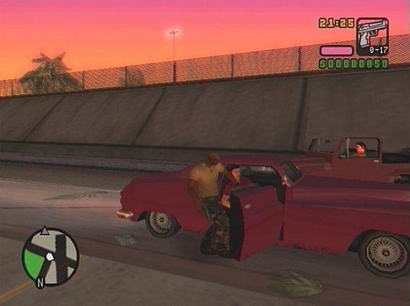 《侠盗猎车手3:罪恶都市》游戏截图-3