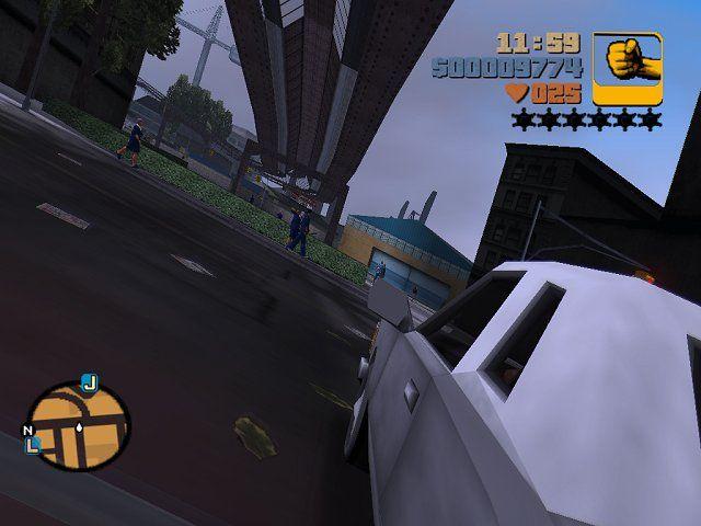 《侠盗猎车手3》游戏截图-3