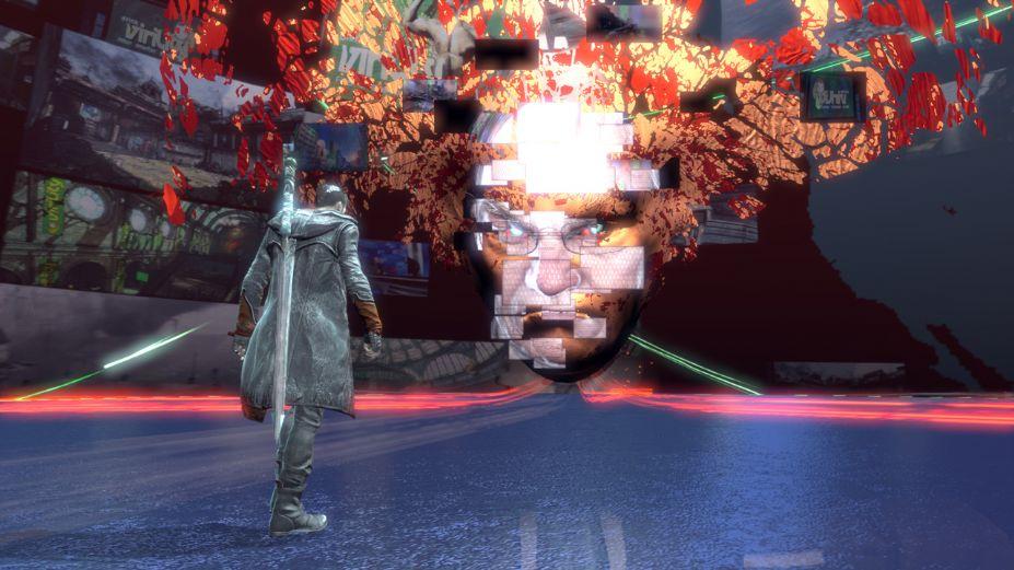 《鬼泣5》游戏截图-7