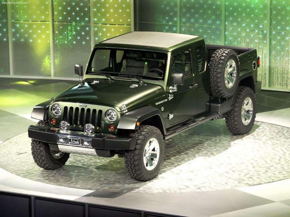 短小精悍:高清晰jeep牧马人越野车壁纸