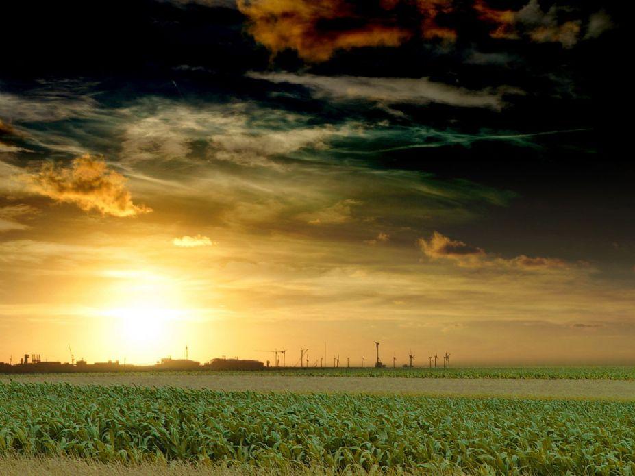 宽屏唯美风景壁纸 华丽的梦幻世界