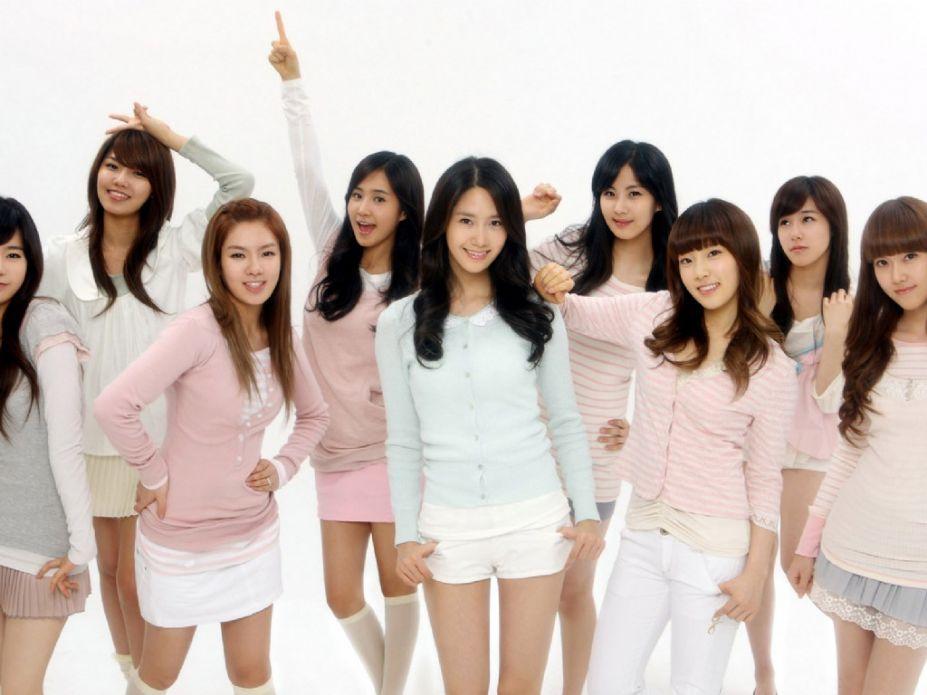 韩国青春组合少女时代时尚写真图集图片17