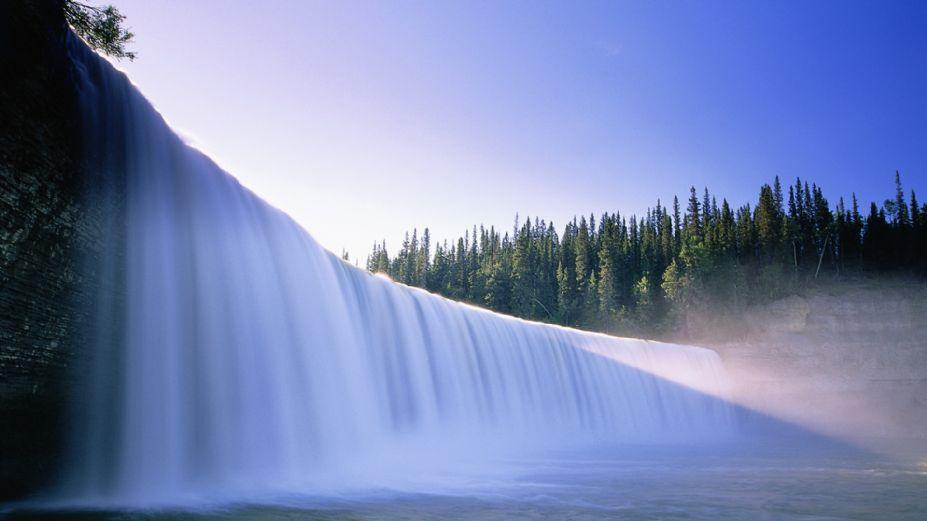 壁纸 风景 旅游 瀑布 山水 桌面 927_521