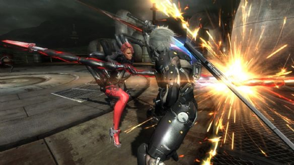 《合金装备崛起:复仇》游戏截图-4
