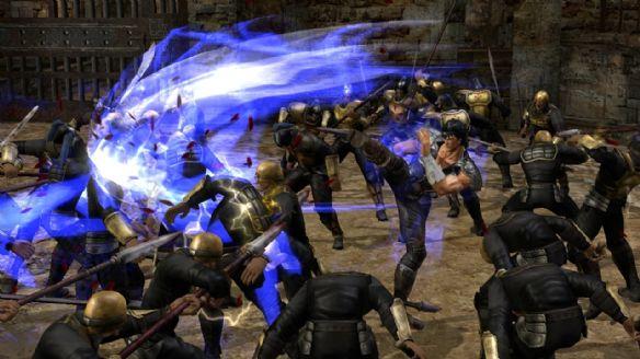 《北斗无双2》游戏截图-3