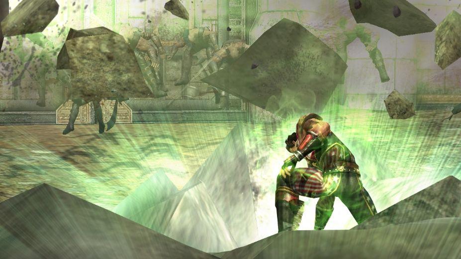《北斗无双2》游戏截图-1