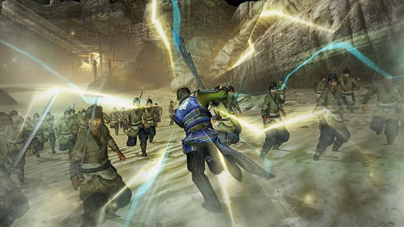 《真三国无双7》游戏截图-4