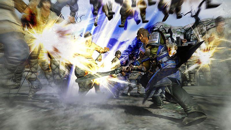 《真三国无双7》游戏截图-5