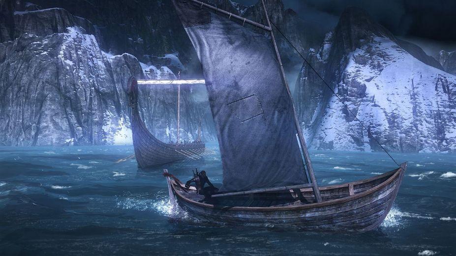 《巫师3:狂猎》游戏截图-2