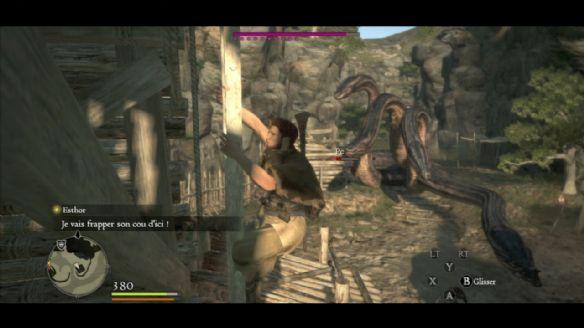 《龙之信条:黑暗崛起》游戏截图-2