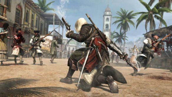 《刺客信条4:黑旗》游戏截图-1