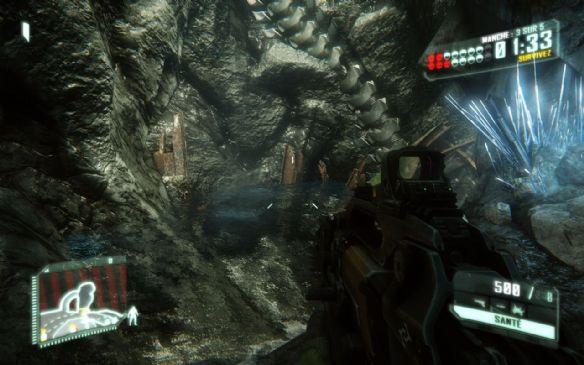 《孤岛危机3》游戏截图-6