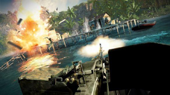 《孤岛惊魂3》游戏截图-5