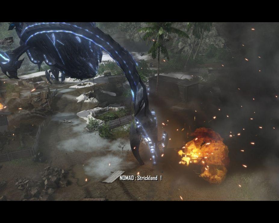 《孤岛危机》游戏截图-4