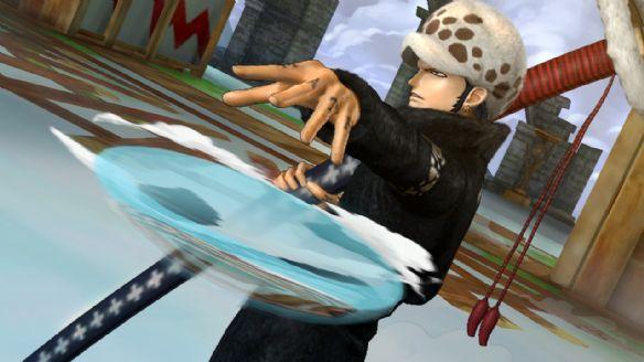 《海贼王无双2》游戏截图1
