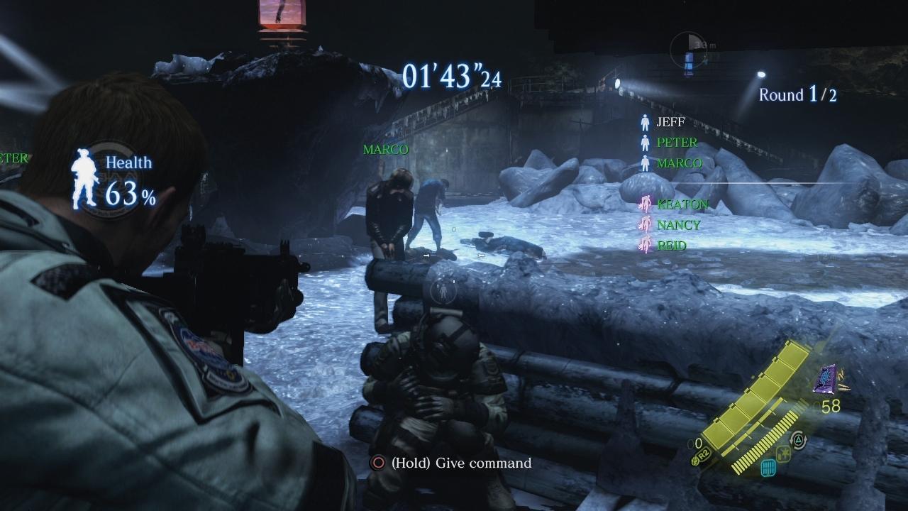 《生化危机6》游戏截图-6